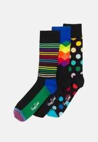 Happy Socks - 3-PACK CLASSIC SOCKS GIFT SET UNISEX - Socks - multi - 0