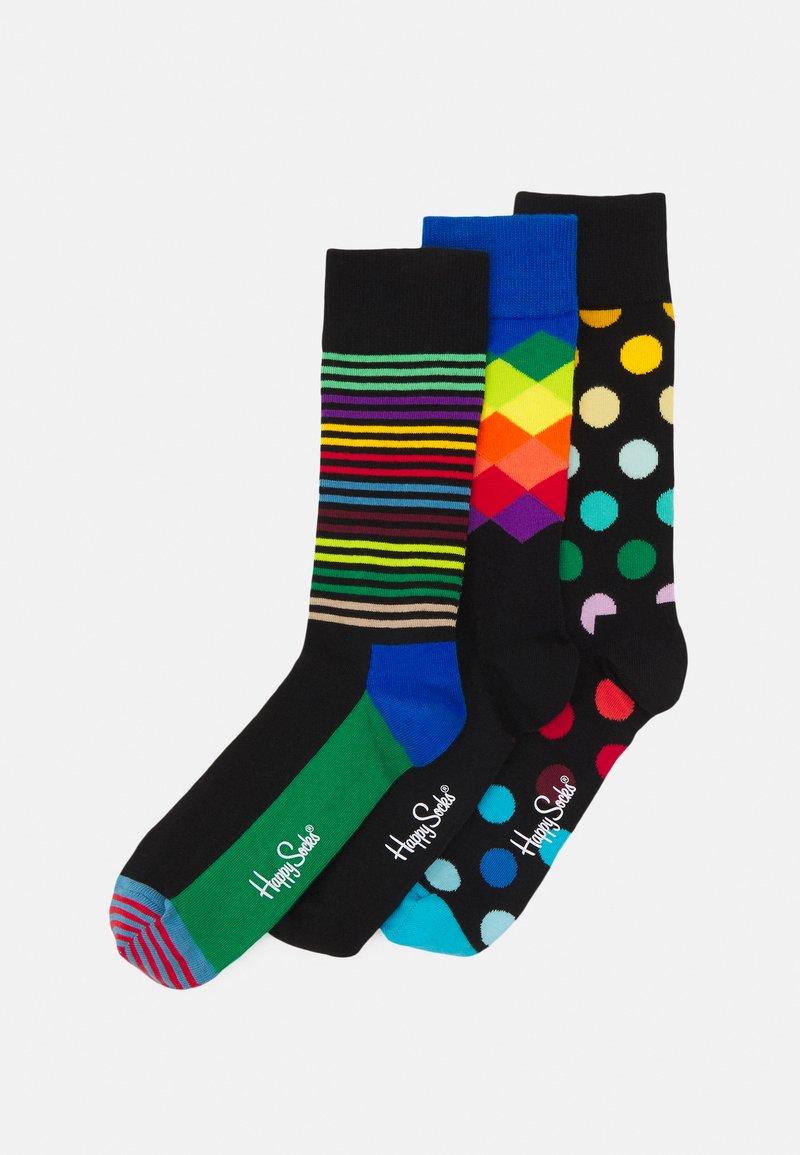 Happy Socks - 3-PACK CLASSIC SOCKS GIFT SET UNISEX - Socks - multi