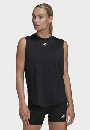 GLAM ON VOLLEYBALL - Top - black