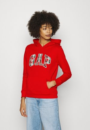NOVELTY - Sweatshirt - red