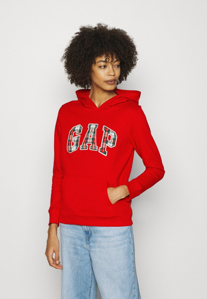 GAP - NOVELTY - Bluza - red