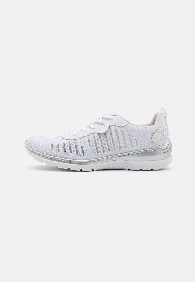 Sneakers laag - weiß