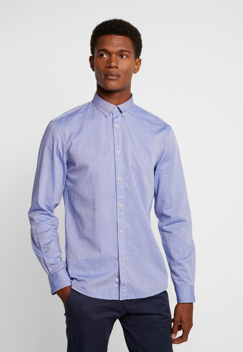 CELIO - NAPINPOINT - Shirt - horizon blue