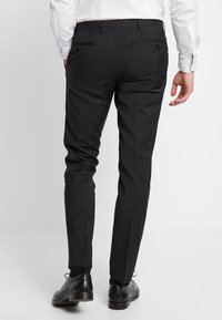 Bugatti - SLIM FIT - Garnitur - schwarz - 4
