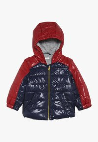 Benetton - JACKET - Winter jacket - dark blue - 0