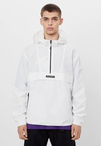 Bershka - 06350552 - Summer jacket - white - 0