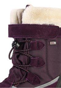 Reima - Winter boots - deep purple - 6