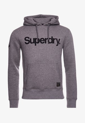 MILITARY GRAPHIC  - Hoodie - grey grit