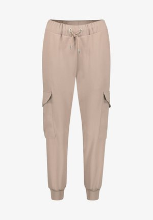 Tracksuit bottoms - taupe (23)