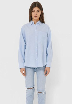 Overhemdblouse - blue