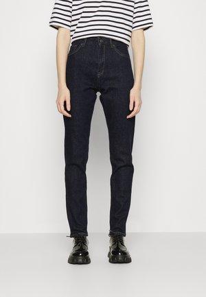 JXBERLIN SELVEDGE - Jean slim - dark blue denim
