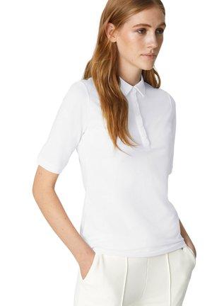 Koszulka polo - weiß