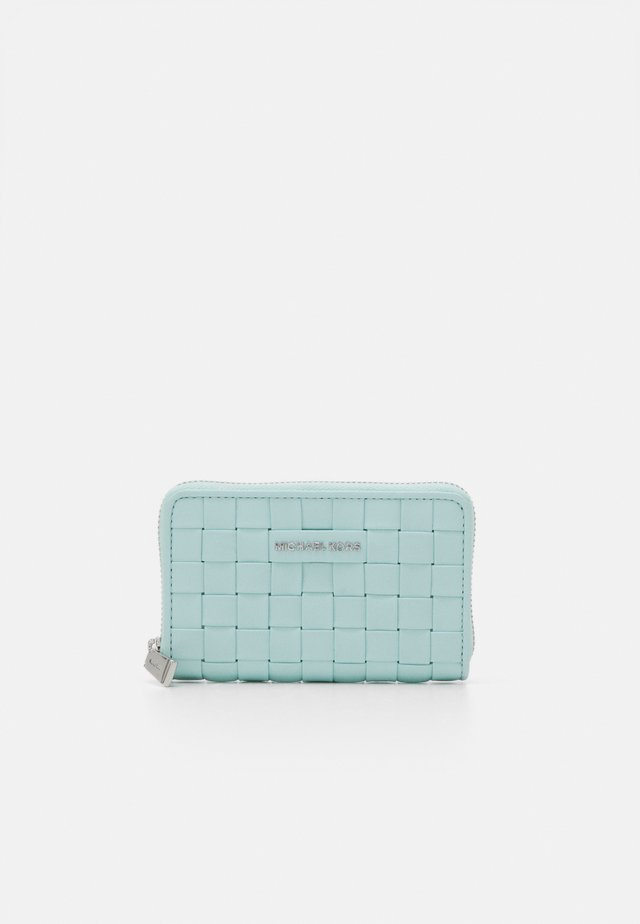 JET SET CARD CASE - Wallet - fair aqua