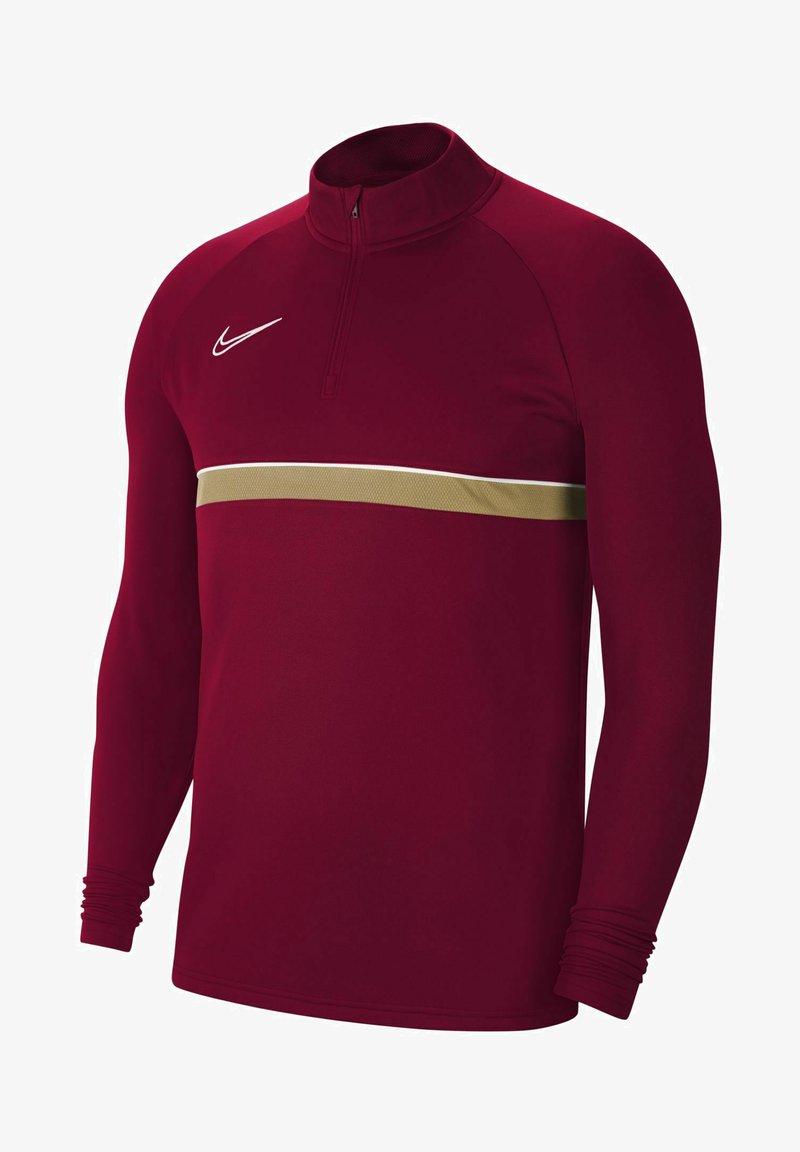 Nike Performance - ACADEMY DRIL - Funktionstrøjer - team red