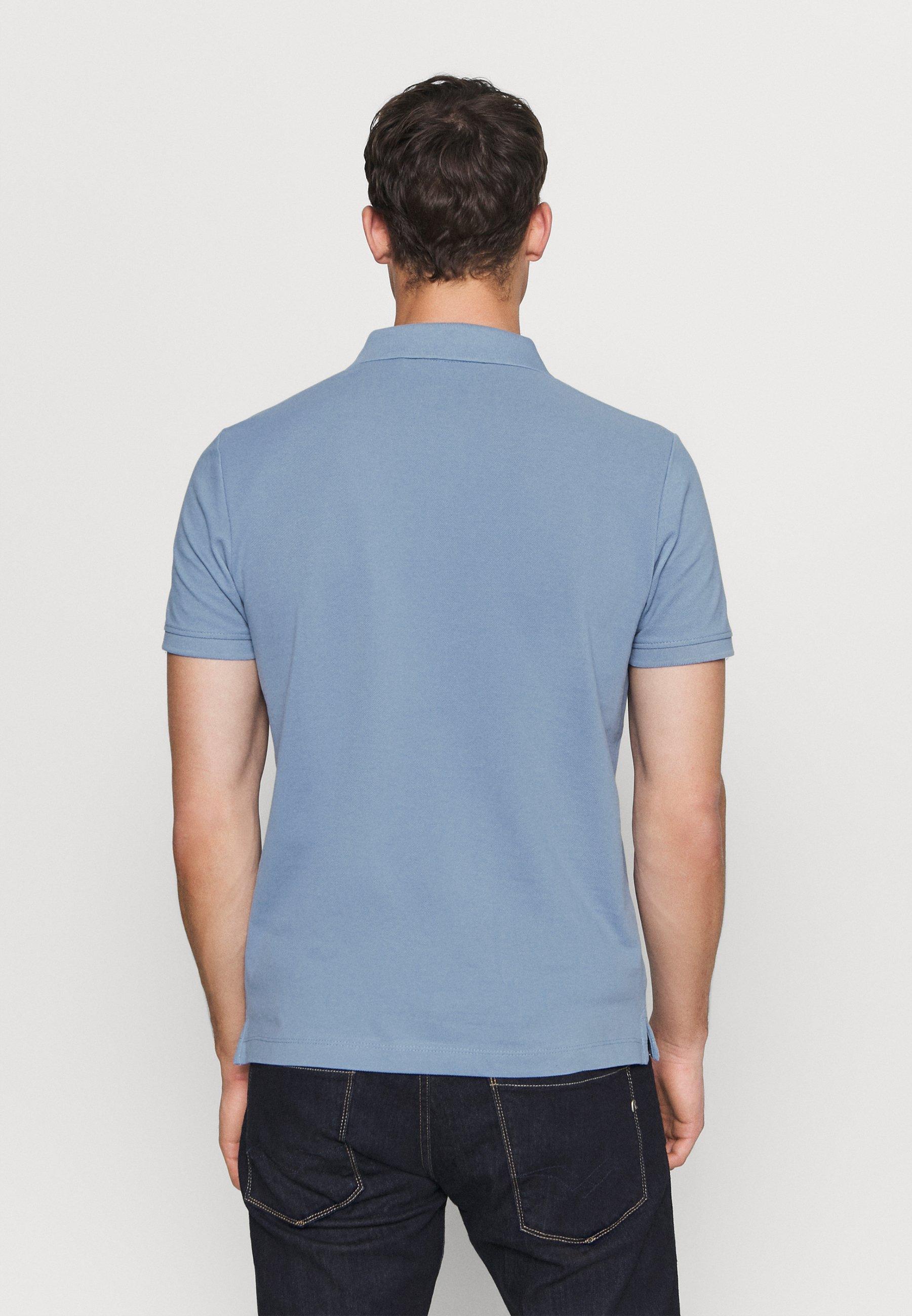s.Oliver Polo shirt - smoky blue r0ILb