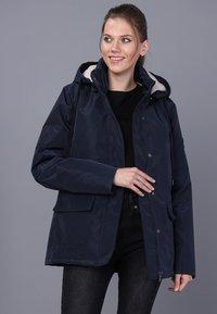 Felix Hardy - Winter jacket - navy - 3