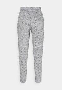 Vero Moda - Trousers - navy blazer/asta - 5