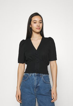 ISABELLA - Blouse - black