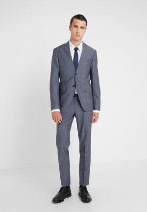 JULES - Suit - graublau