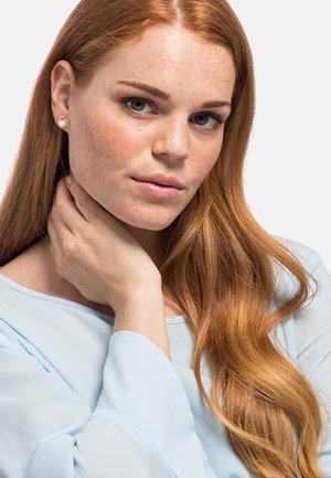 CASSIE - Earrings - rose goldfarbend