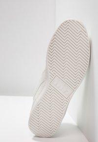 Diadora - GAME WAXED - High-top trainers - white - 4