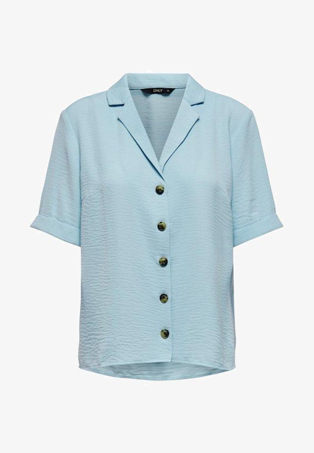 Button-down blouse - skyway