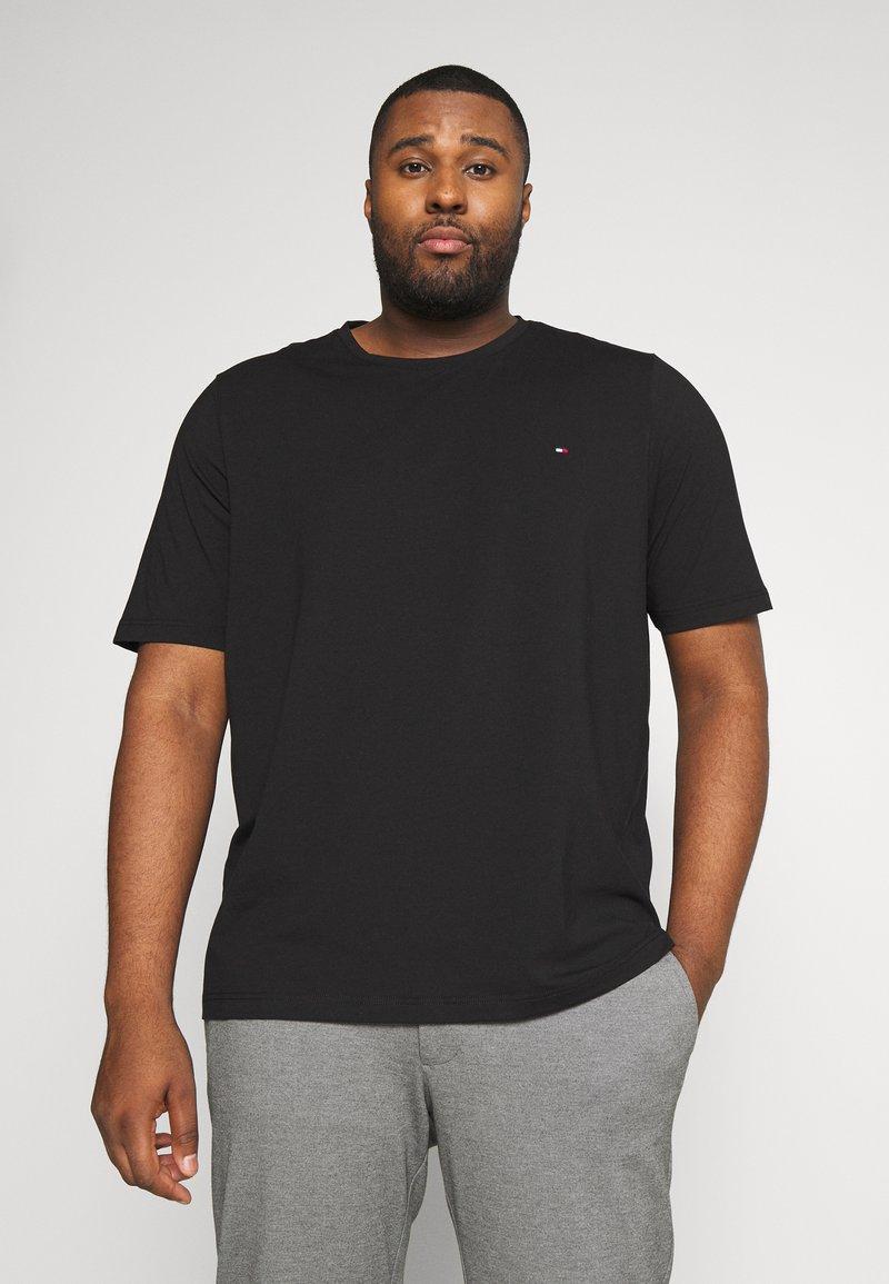 Tommy Hilfiger - T-shirt med print - black