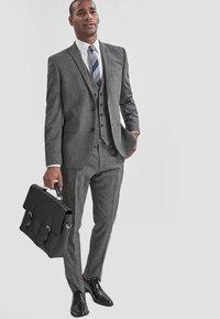 Next - Suit waistcoat - gray - 1