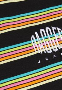The Ragged Priest - SKATER - Long sleeved top - black/rainbow - 2