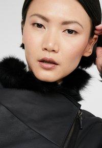 VSP - CLASSIC COAT - Classic coat - toscana black - 4