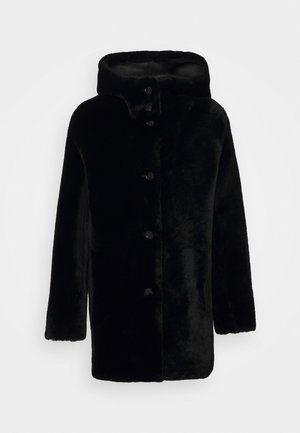 GATINA - Winter coat - noir