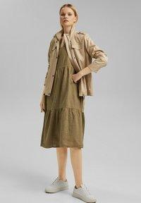 edc by Esprit - Light jacket - beige - 1