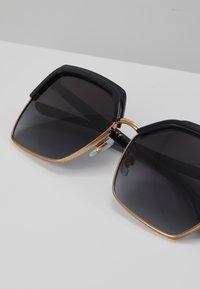 Dolce&Gabbana - Sonnenbrille - black/gold-coloured - 4