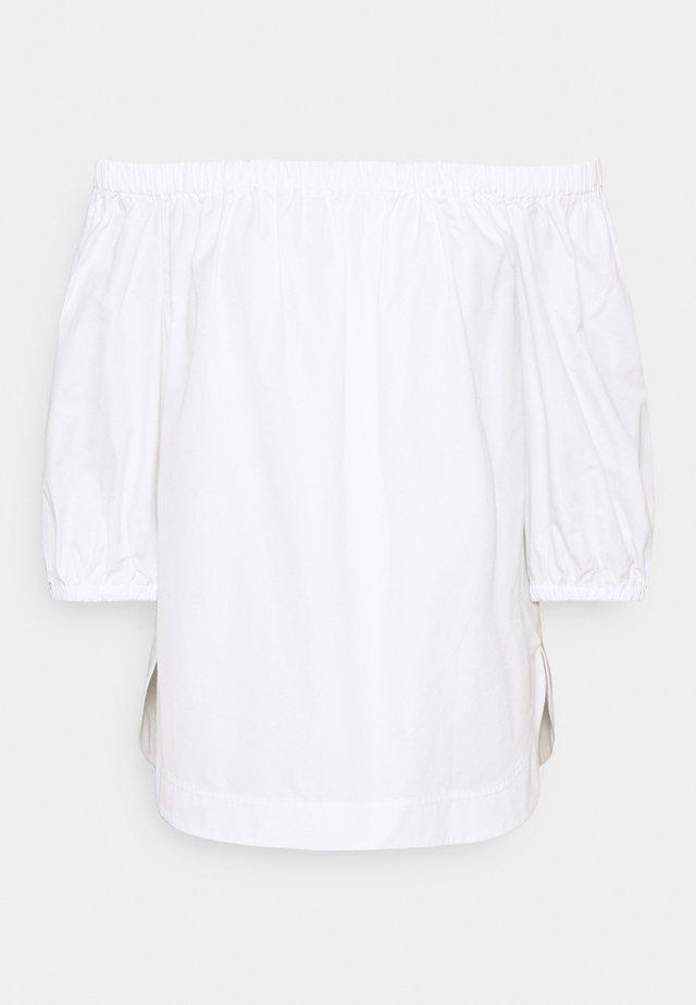 VENDOME - Blouse - white
