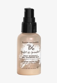 Bumble and bumble - PRÊT-À-POWDER POST WORKOUT DRY SHAMPOO MIST TRAVEL - Dry shampoo - - - 0