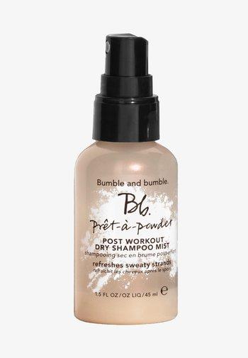 PRÊT-À-POWDER POST WORKOUT DRY SHAMPOO MIST TRAVEL - Dry shampoo - -