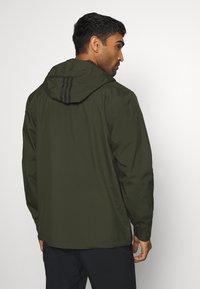 adidas Performance - 3-STRIPES RAIN.RDY - Waterproof jacket - legear - 2