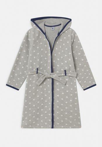TIFE UNISEX - Dressing gown - mottled grey