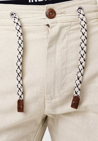 INDICODE JEANS - BOULWARE - Trousers - fog - 3