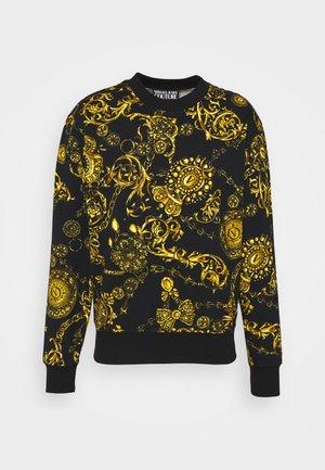 PRINT REGALIA BAROQUE - Sweatshirt - nero/oro