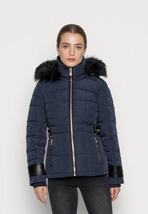 GNINAE - Down jacket - marine
