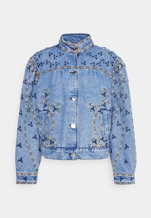 Džínová bunda - bleu