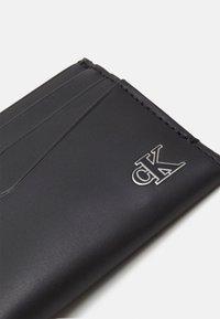 Calvin Klein Jeans - CARDCASE COIN - Wallet - black - 3