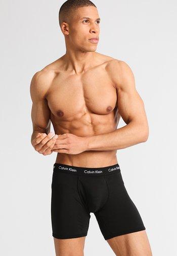 MODERN ESSENTIALS  - Pants - black