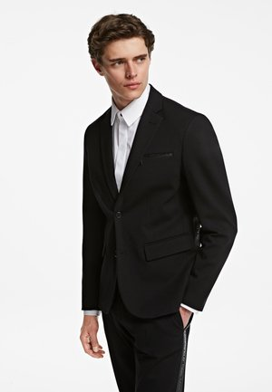 PUNTO - Blazer jacket - black