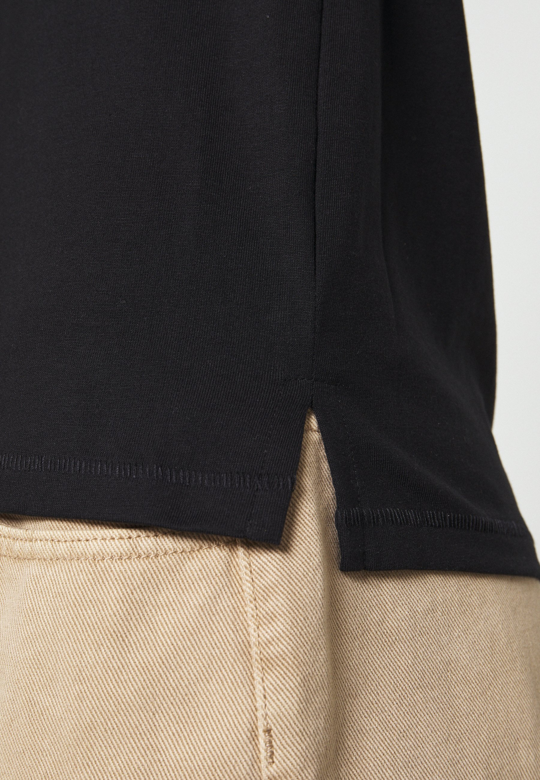 Zign T-shirts - Black/svart