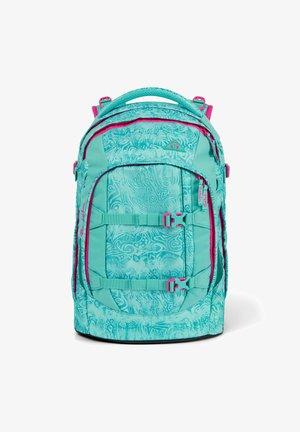 School bag - mint white