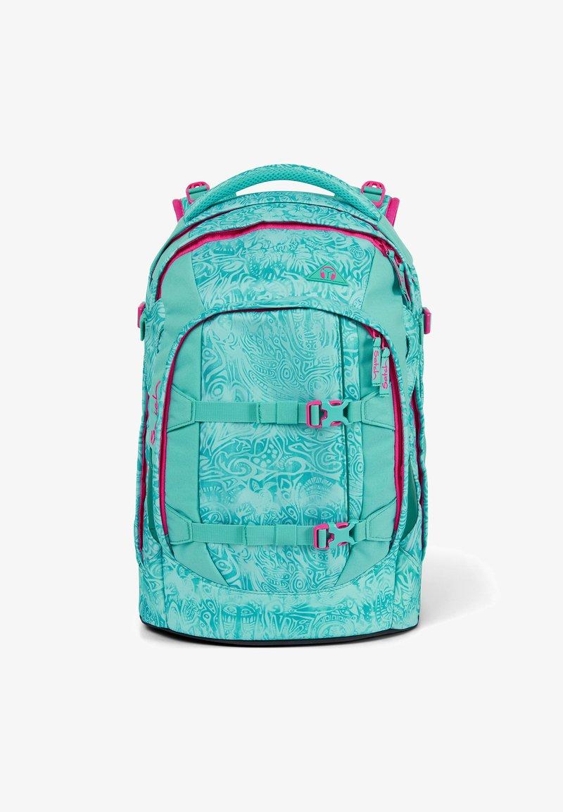 Satch - School bag - mint white