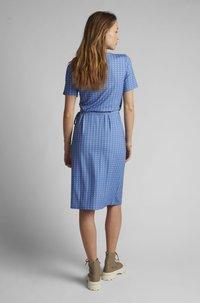 Nümph - Day dress - wedgewood - 1
