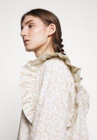Bruuns Bazaar - POSY FILIPPO DRESS - Day dress - off-white - 4
